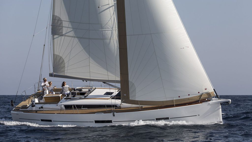 Dufour 460 Grand Large Charteryacht