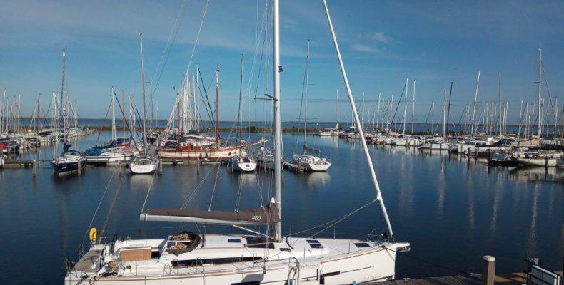 Hafen Flevo Marina Lelystad